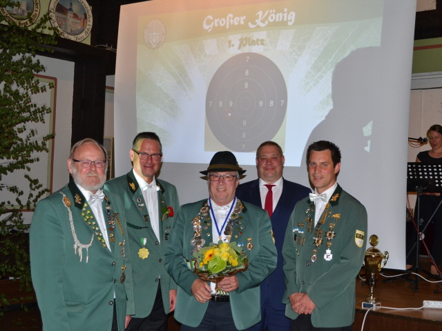 Großer König Rainer LoosTeiler 4500